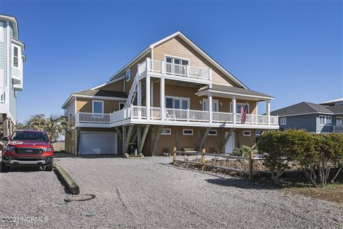 Photo of 630 Caswell Beach Road, Oak Island, NC 28465 (MLS # 100258777)