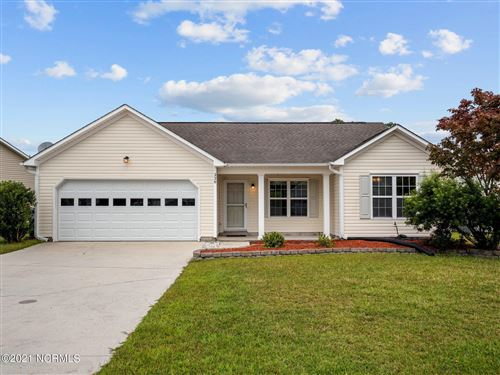 Photo of 220 Red Carnation Drive, Holly Ridge, NC 28445 (MLS # 100294777)