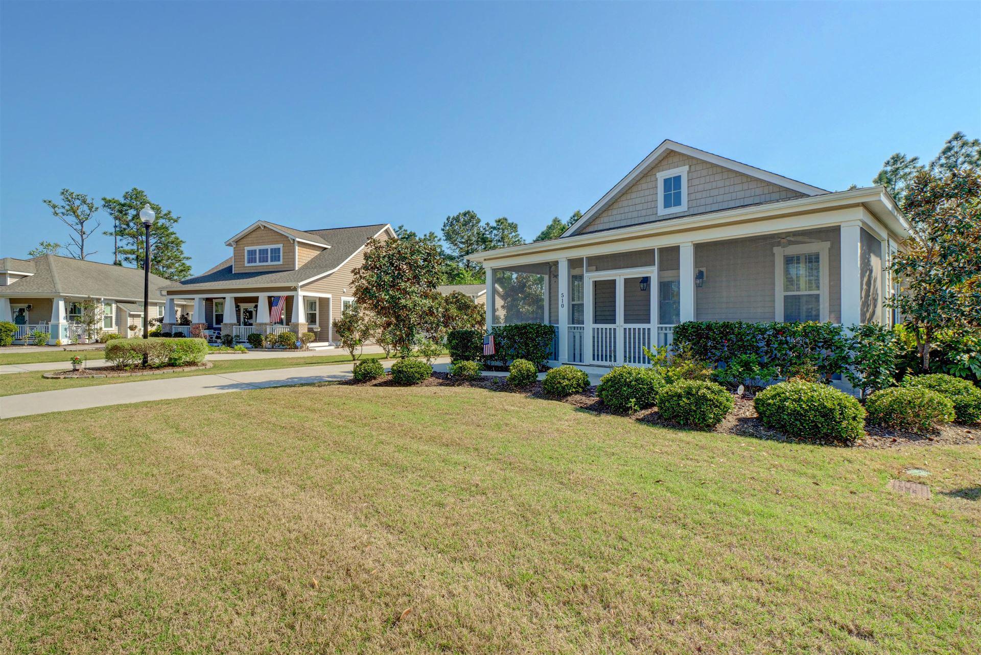 Photo of 510 Cottage Court, Holly Ridge, NC 28445 (MLS # 100268777)