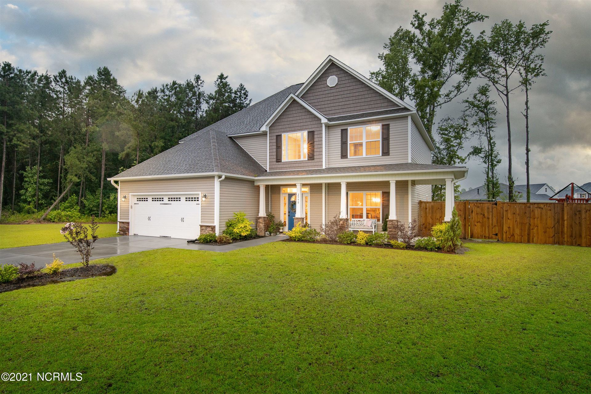 Photo of 2998 Fox Glove Drive, Winterville, NC 28590 (MLS # 100284778)
