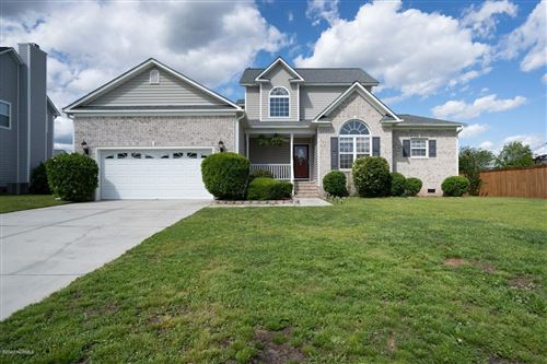 Photo of 702 Fawn Trail, Jacksonville, NC 28540 (MLS # 100215779)