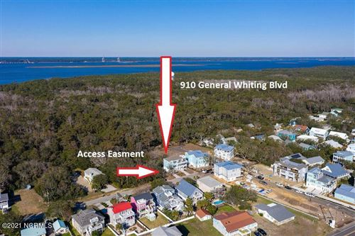 Photo of 910 General Whiting Boulevard, Kure Beach, NC 28449 (MLS # 100254780)