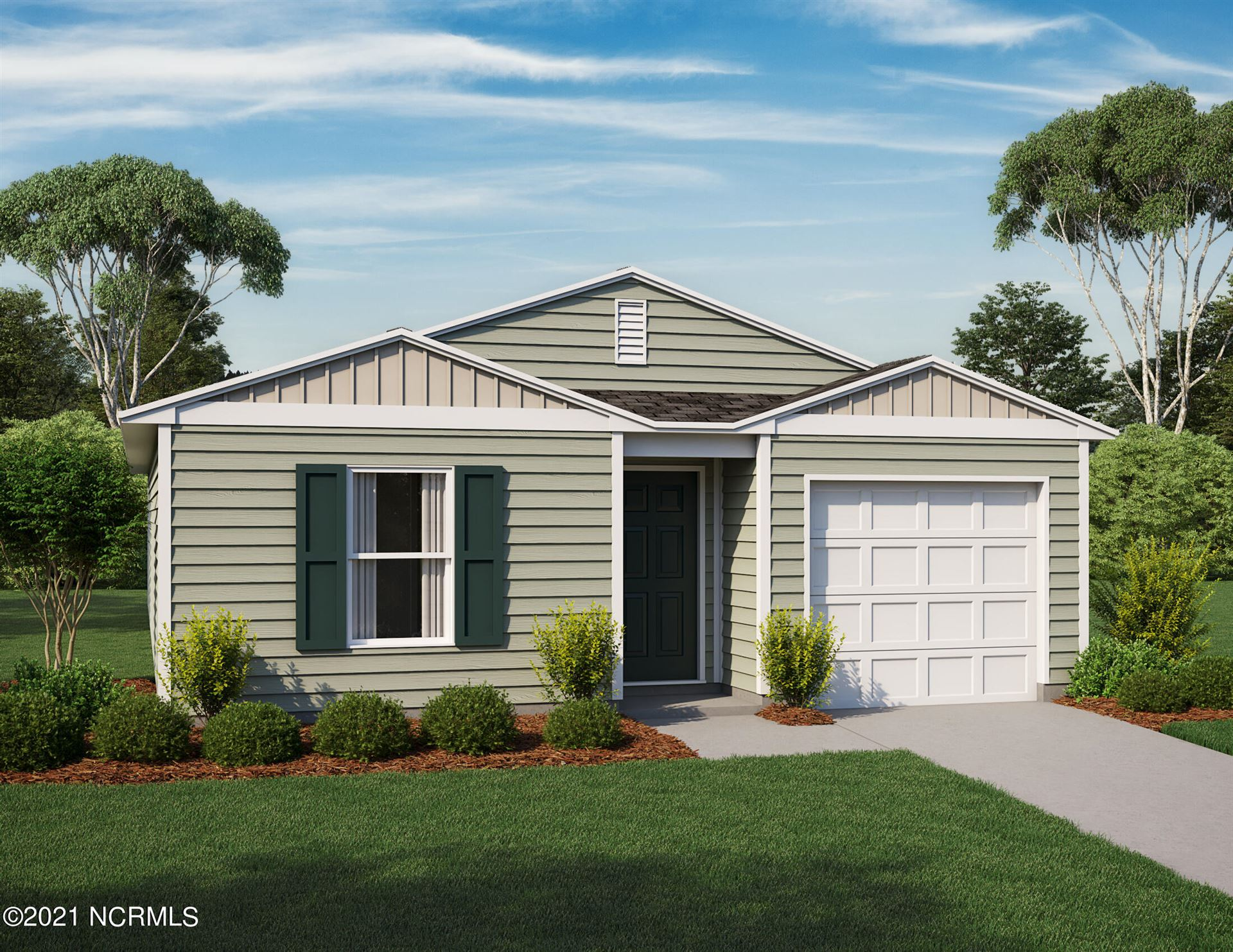 Photo of 1261 Fescue Drive, Rocky Mount, NC 27801 (MLS # 100288781)
