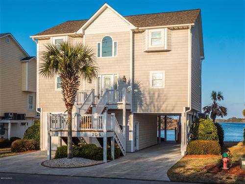 Photo of 706 Roland Avenue, Surf City, NC 28445 (MLS # 100151782)