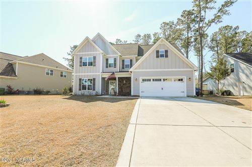 Photo of 423 Canvasback Lane, Sneads Ferry, NC 28460 (MLS # 100260782)
