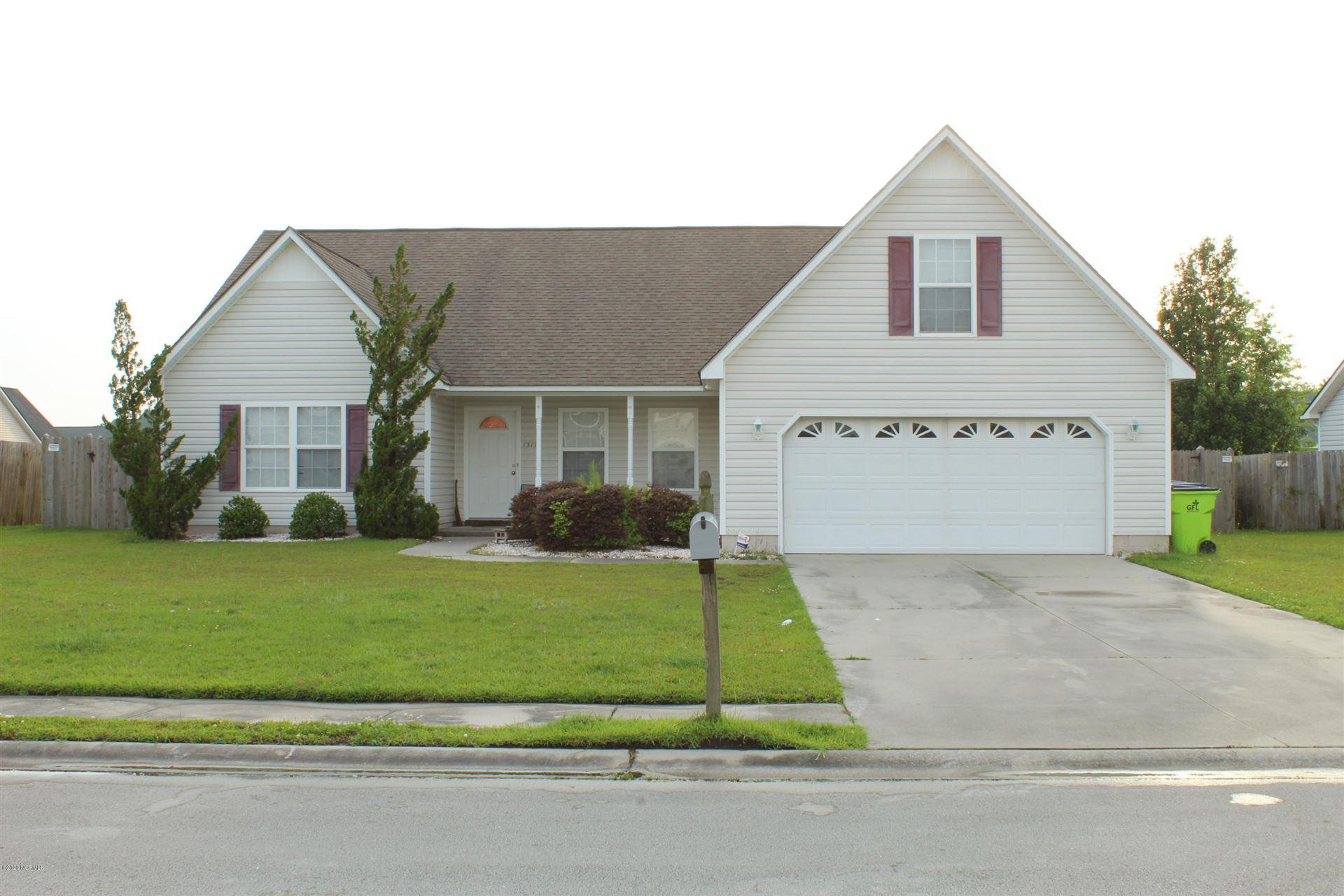 1317 Shellbark Court, Havelock, NC 28532 - MLS#: 100223782