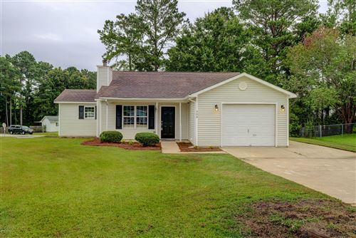Photo of 408 Bluegrass Circle, Jacksonville, NC 28546 (MLS # 100224784)