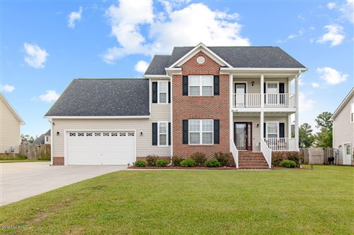 Photo of 114 Runnymeade Drive, Jacksonville, NC 28540 (MLS # 100238785)