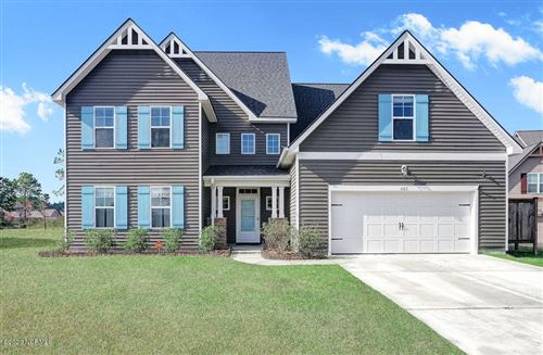 Photo of 405 Ponzer Court N, Holly Ridge, NC 28445 (MLS # 100205786)