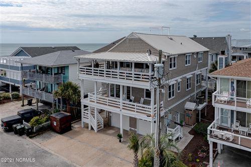 Photo of 16 E Henderson Street #A, Wrightsville Beach, NC 28480 (MLS # 100266787)