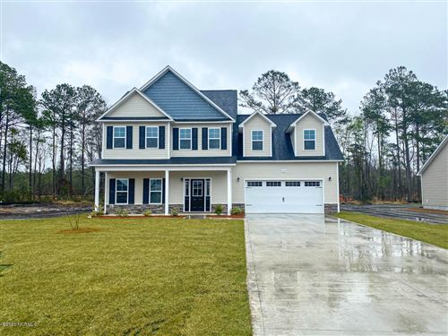 Photo of 710 Crystal Cove Court, Sneads Ferry, NC 28460 (MLS # 100186789)