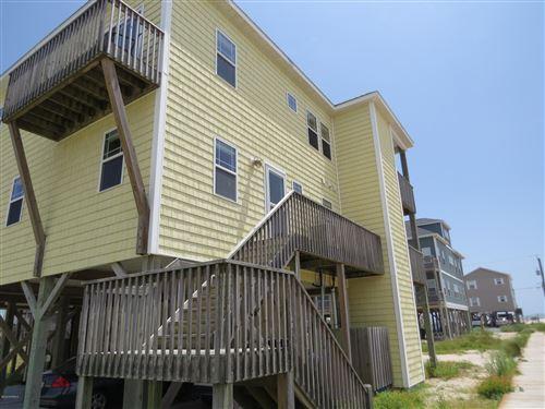 Photo of 2244 Island Drive #1, North Topsail Beach, NC 28460 (MLS # 100229790)