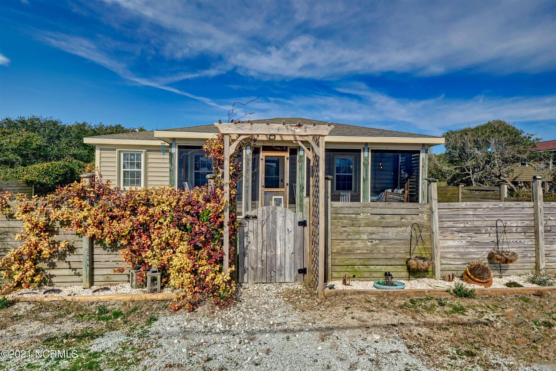 Photo of 2681 Island Drive, North Topsail Beach, NC 28460 (MLS # 100293790)