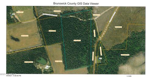 Tiny photo for 13.7 Acres Tompkins Branch Road NE, Leland, NC 28451 (MLS # 100275791)