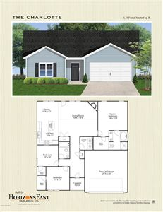 Photo of 125 Waterford Way, Maysville, NC 28555 (MLS # 100146792)