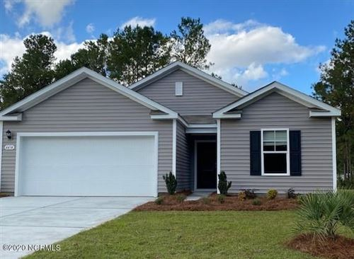 Photo of 4434 Frogie Lane NW #Macon A Lot 66, Shallotte, NC 28470 (MLS # 100215792)