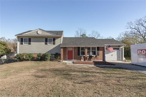 Photo of 508 Tower Drive, Jacksonville, NC 28546 (MLS # 100195794)