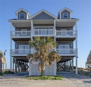 Photo of 424 New River Inlet Road, North Topsail Beach, NC 28460 (MLS # 100170795)