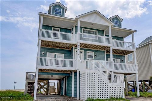 Photo of 412 New River Inlet Road, North Topsail Beach, NC 28460 (MLS # 100219795)