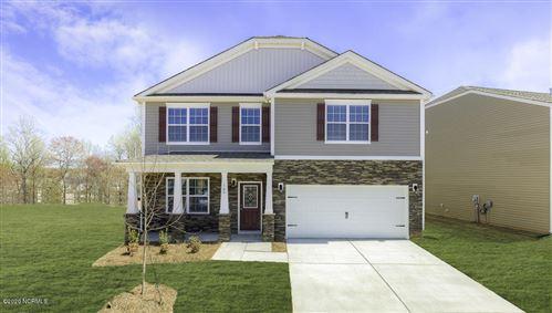 Photo of 3617 Corinth Drive, Greenville, NC 27834 (MLS # 100258795)