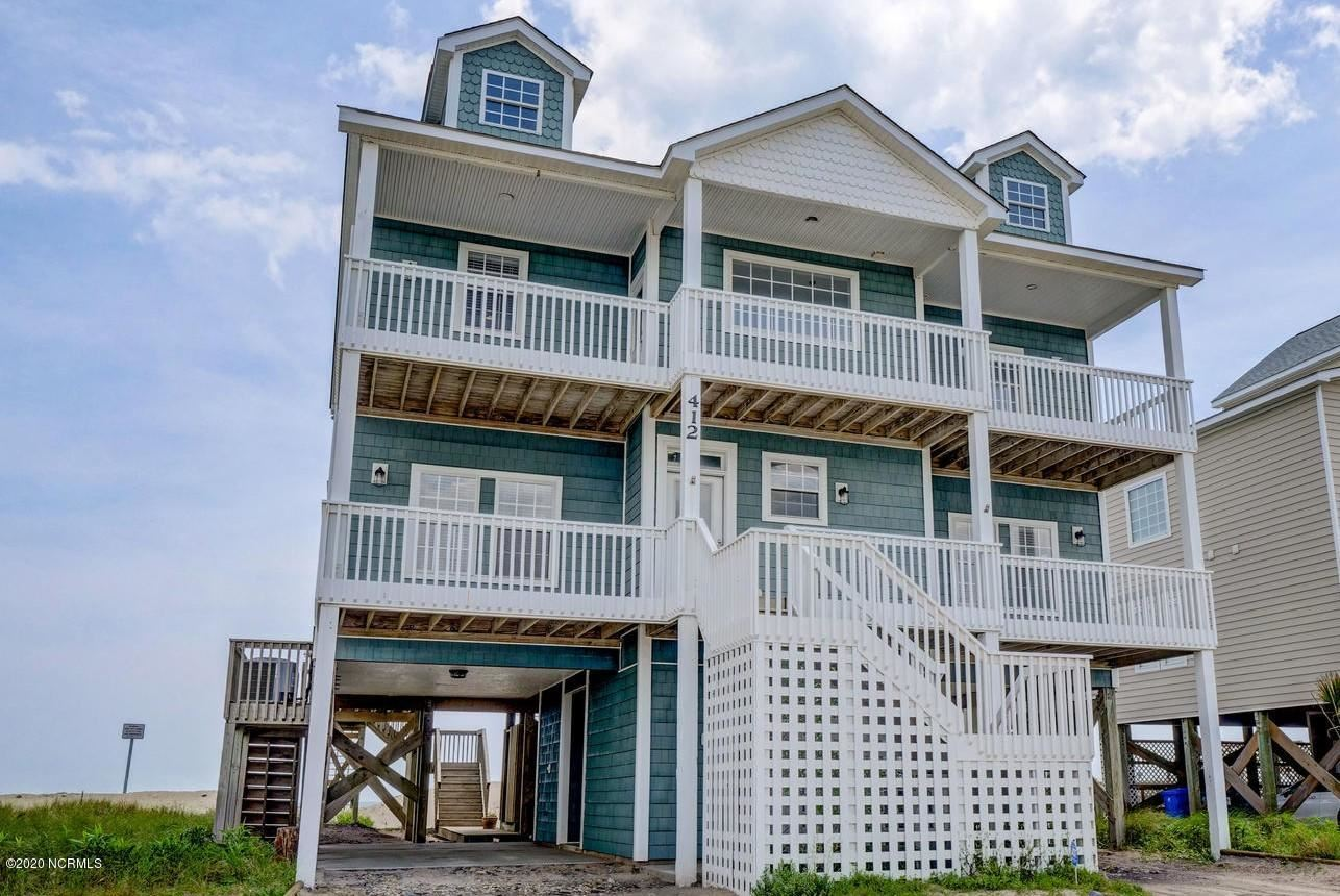 412 New River Inlet Road, North Topsail Beach, NC 28460 - MLS#: 100219795