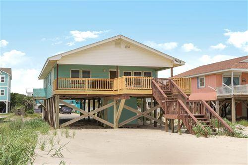 Photo of 3205 E Beach Drive, Oak Island, NC 28465 (MLS # 100219796)
