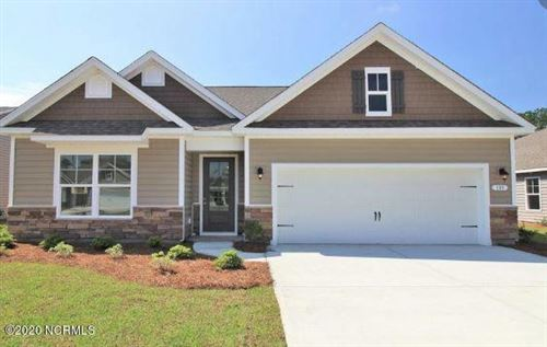 Photo of 8385 Quinn Place SE #Lot 46, Southport, NC 28461 (MLS # 100229796)