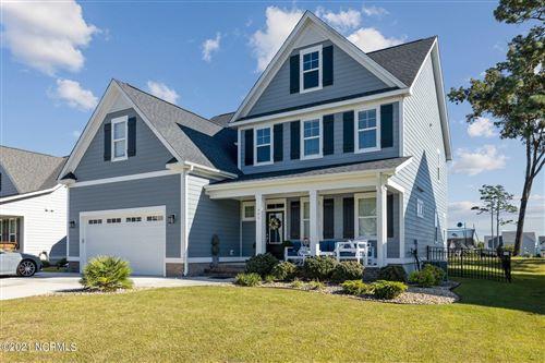 Photo of 405 Lanyard Drive, Newport, NC 28570 (MLS # 100295796)