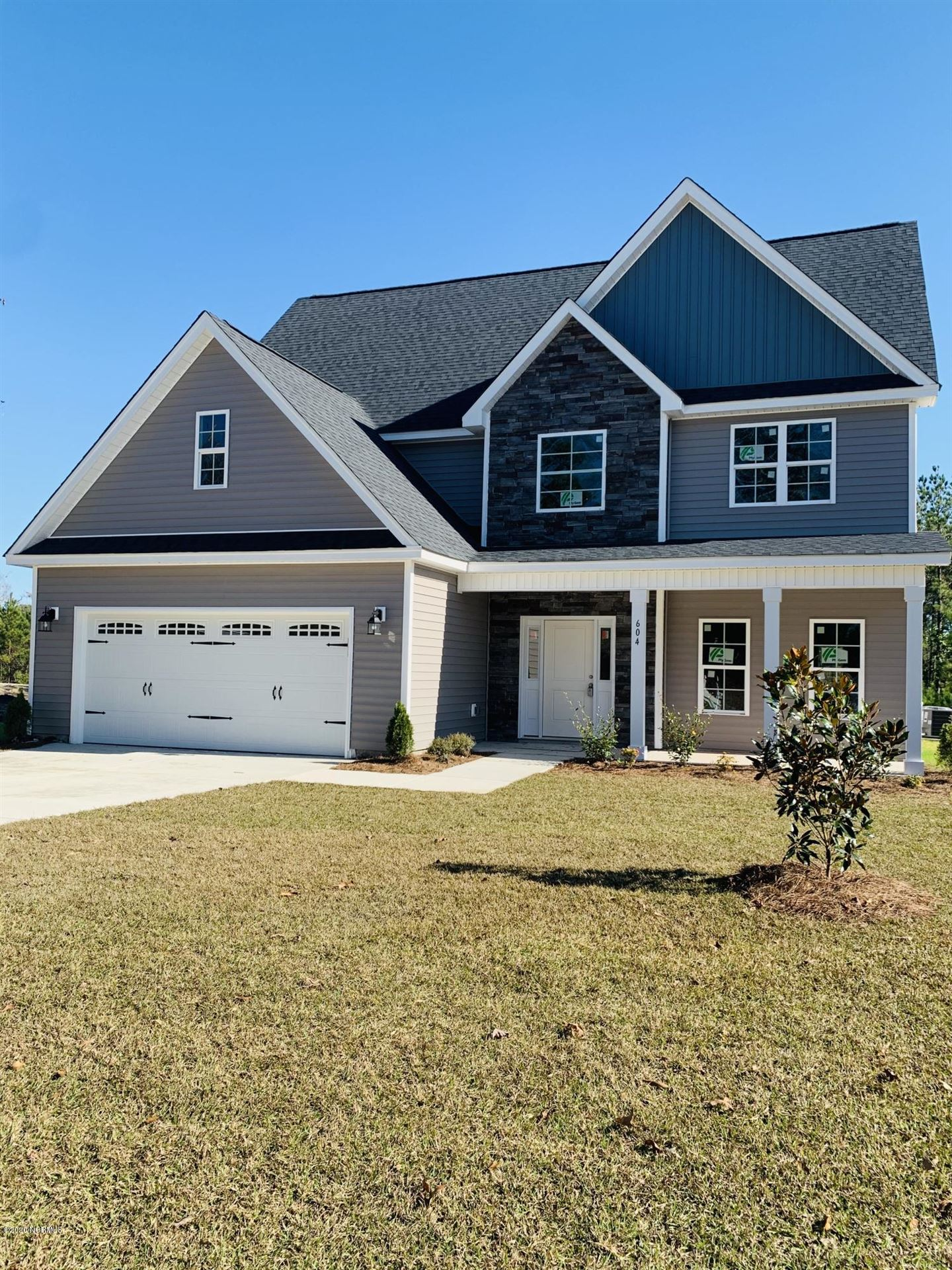 604 Creek Court, Swansboro, NC 28584 - #: 100218796