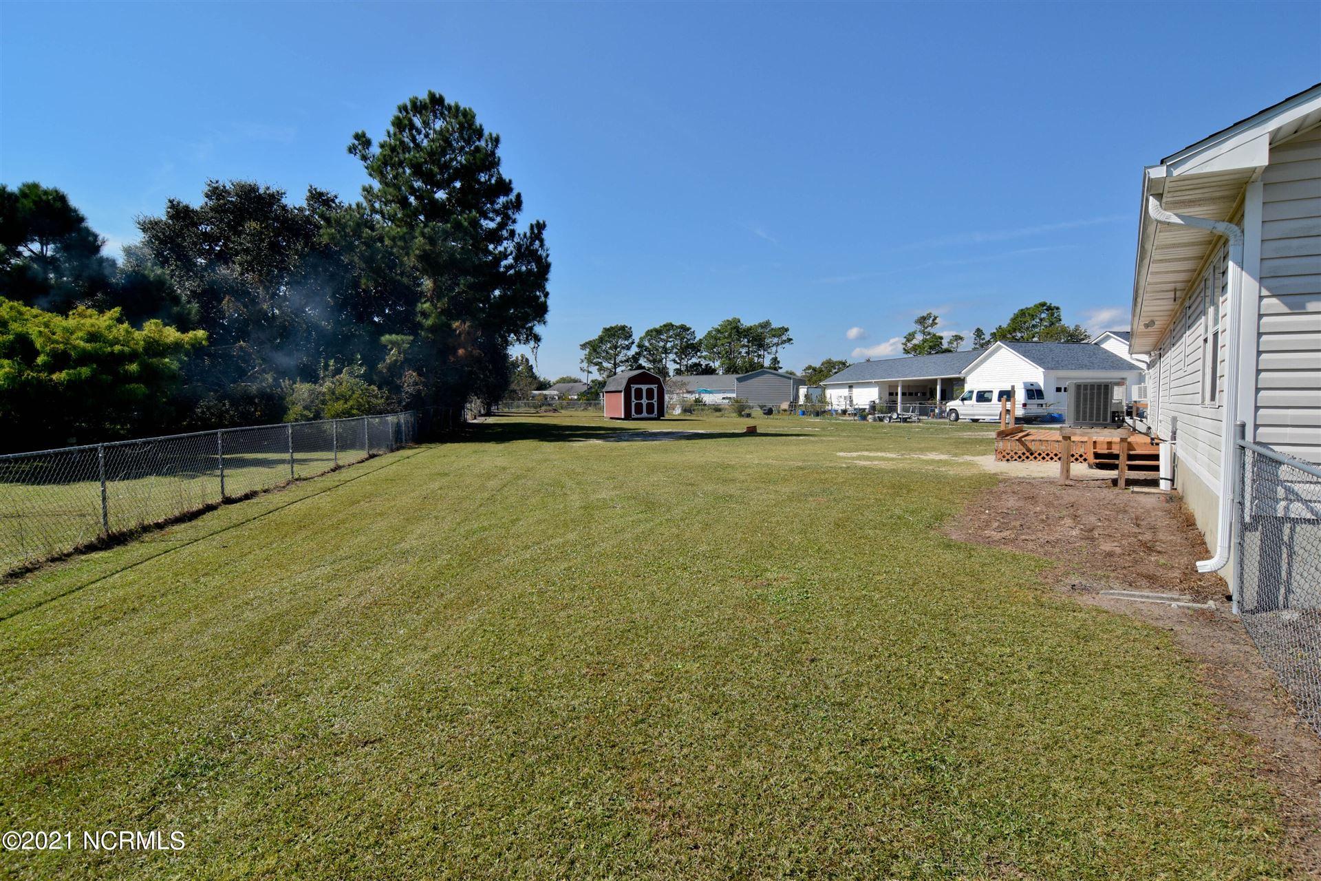 Photo of 121 Gum Circle, Newport, NC 28570 (MLS # 100296796)