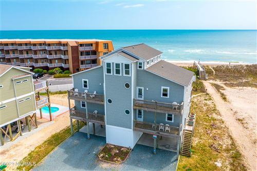 Photo of 1800 New River Inlet Road, North Topsail Beach, NC 28460 (MLS # 100266798)