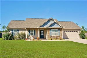 Photo of 253 Rowland Drive, Richlands, NC 28574 (MLS # 100185799)