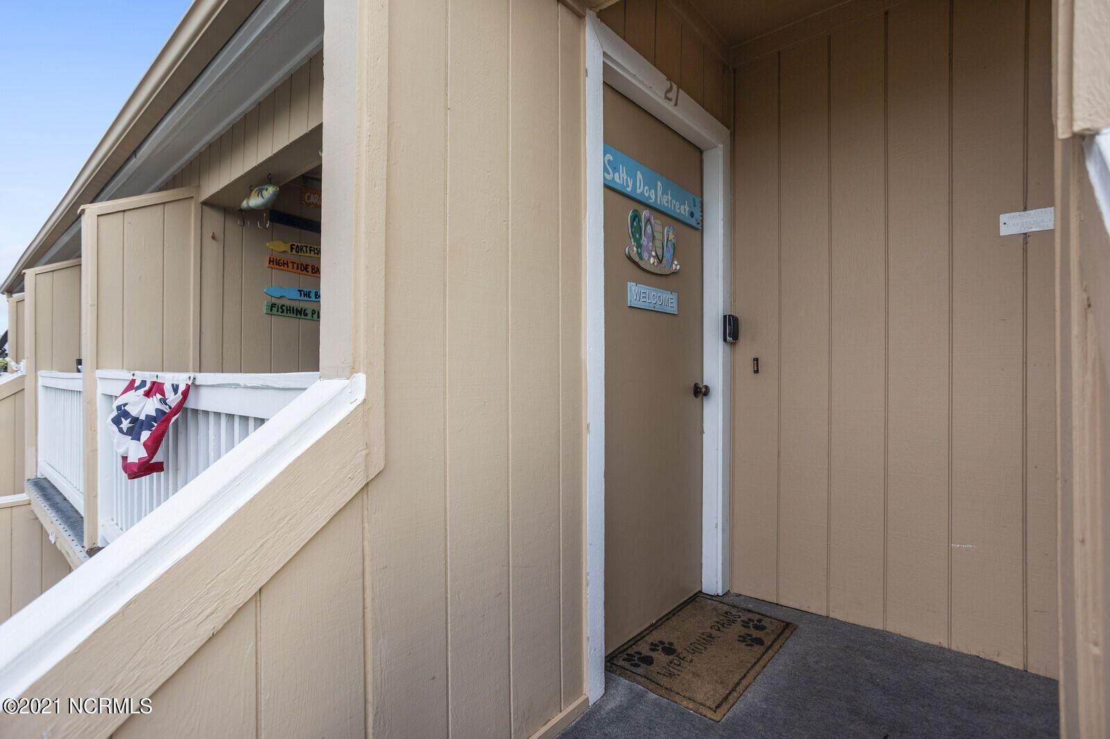 Photo of 1600 Canal Drive #A-21, Carolina Beach, NC 28428 (MLS # 100291799)