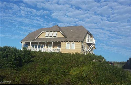 Photo of 107 Dunescape Drive, Holden Beach, NC 28462 (MLS # 100180801)