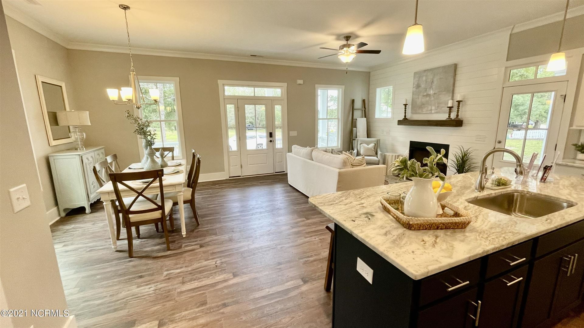 Photo of 307 Fire Fly Lane, Southport, NC 28461 (MLS # 100285802)
