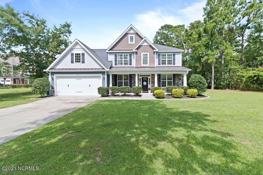 Photo of 259 Mimosa Drive, Sneads Ferry, NC 28460 (MLS # 100284804)