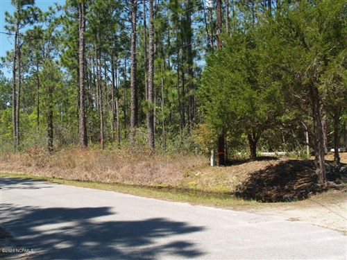 Photo of Lot 509 Barclay Road, Boiling Spring Lakes, NC 28461 (MLS # 100213805)