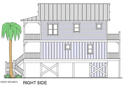 Tiny photo for 2263 New River Inlet Rd Road, North Topsail Beach, NC 28460 (MLS # 100260805)