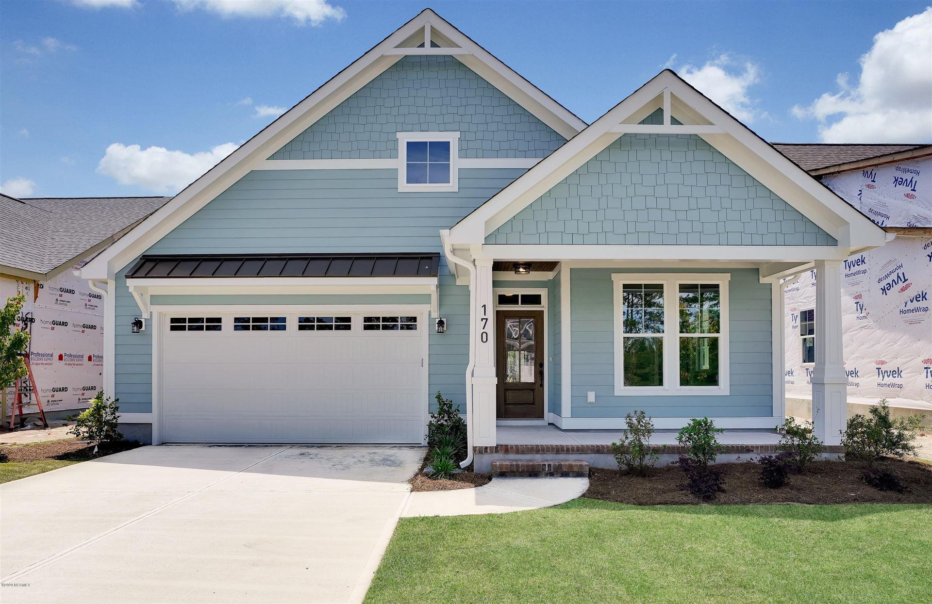170 Twining Rose Lane, Holly Ridge, NC 28445 - MLS#: 100200807