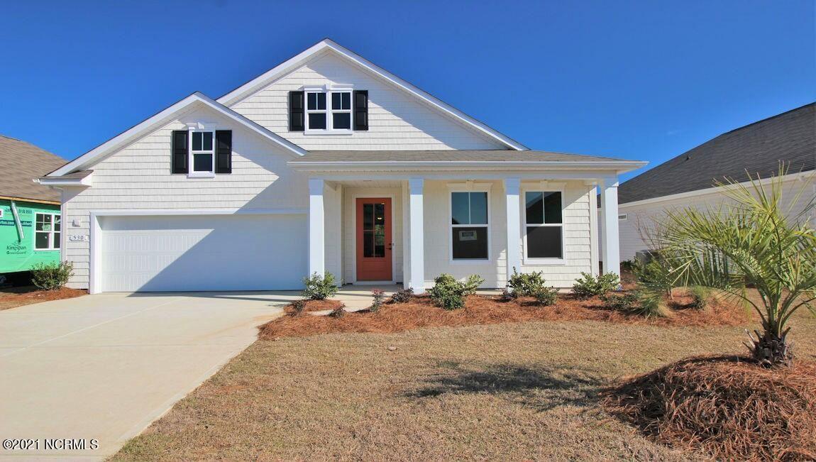 Photo of 1277 Fence Post Way #Lot 1708- Dover C, Carolina Shores, NC 28467 (MLS # 100285807)