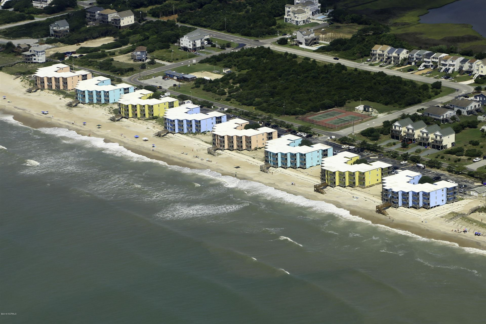 2250 New River Inlet Road UNIT 216, North Topsail Beach, NC 28460 - MLS#: 100189808
