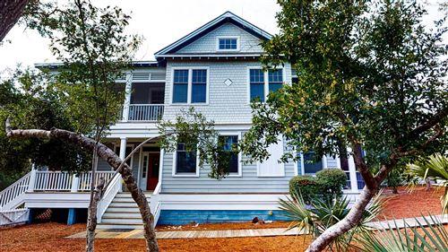 Photo of 617 Ocracoke Way, Bald Head Island, NC 28461 (MLS # 100198809)