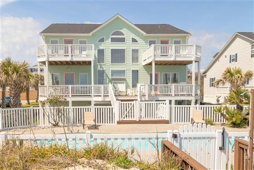 Photo of 9409 Ocean Drive, Emerald Isle, NC 28594 (MLS # 100210809)