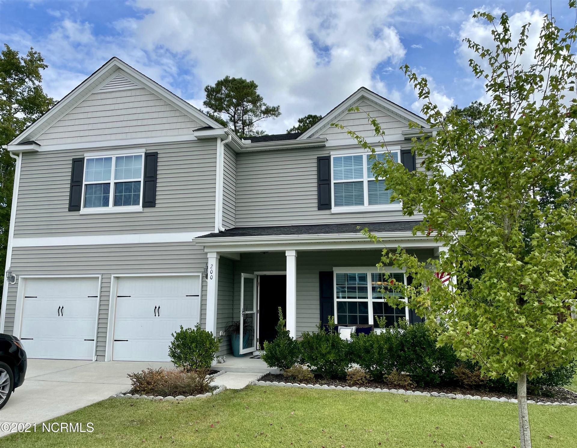 Photo of 200 Mullholland Place, Jacksonville, NC 28540 (MLS # 100291809)