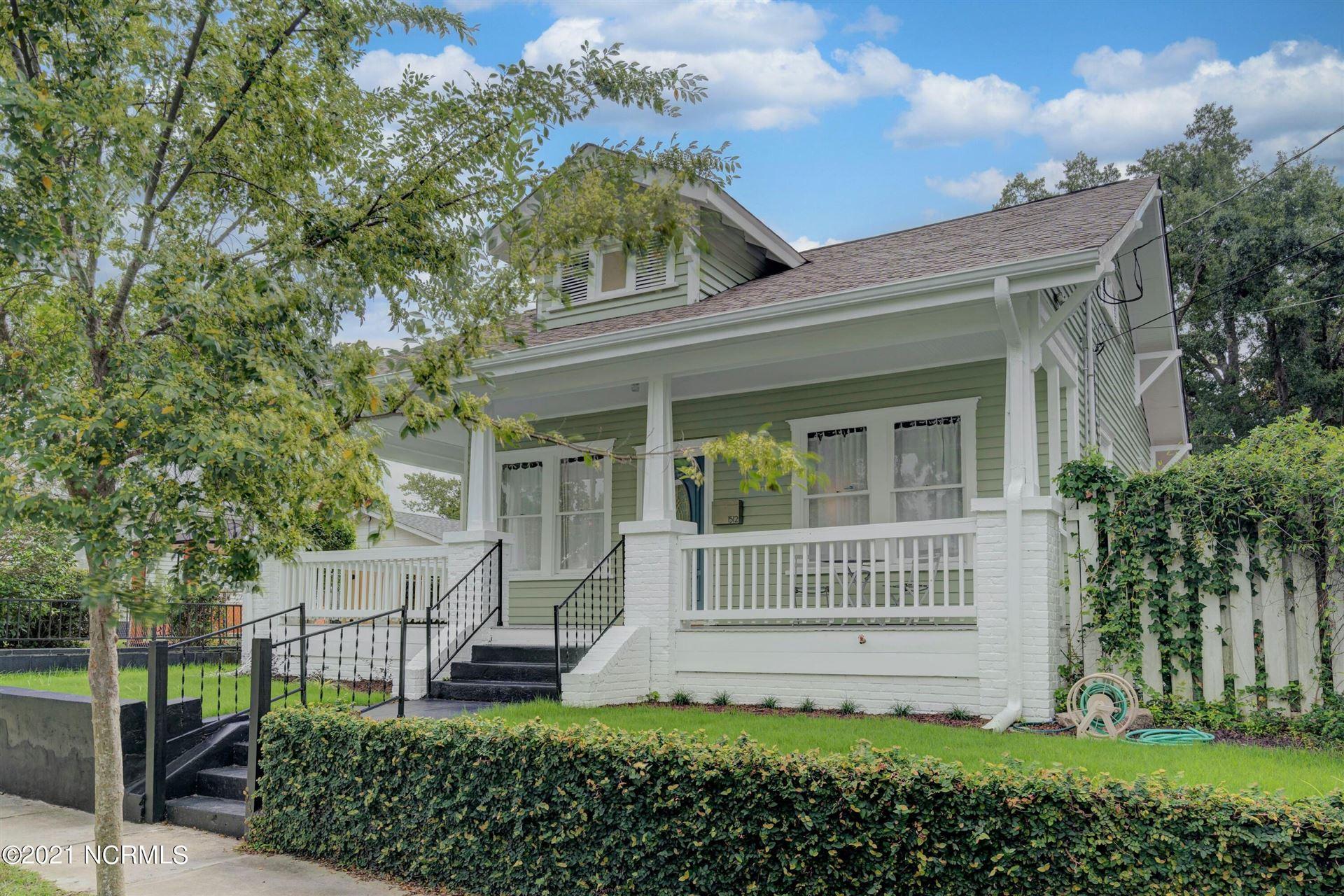 Photo of 1512 Orange Street, Wilmington, NC 28401 (MLS # 100294809)