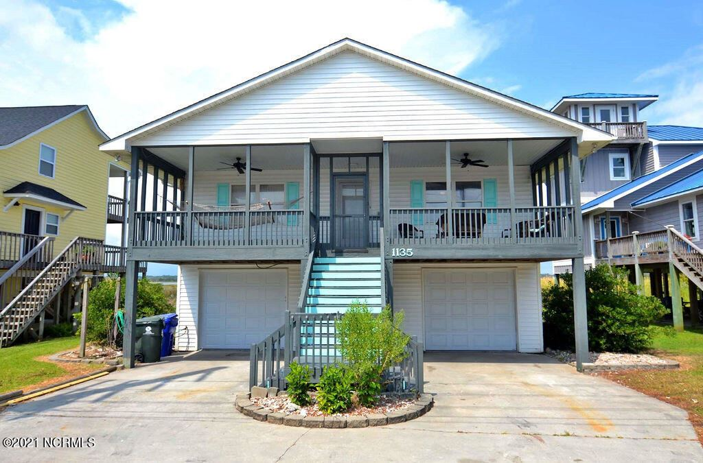 Photo of 1135 S Topsail Drive, Surf City, NC 28445 (MLS # 100288812)