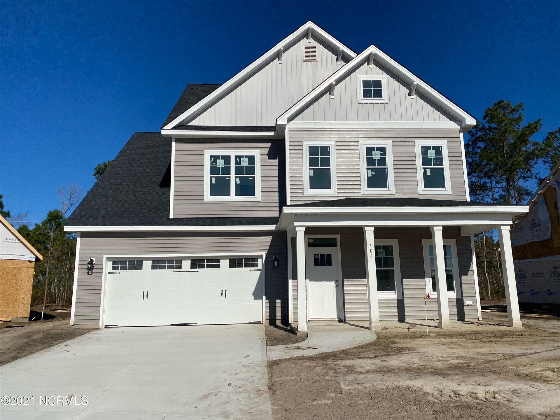 Photo of 106 Bachmans Trail, Hampstead, NC 28443 (MLS # 100290812)
