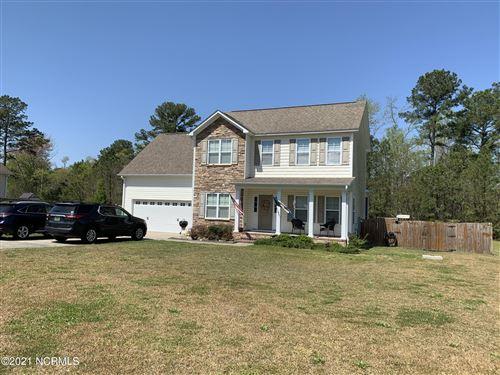 Photo of 109 Murifield Drive, Jacksonville, NC 28540 (MLS # 100267814)