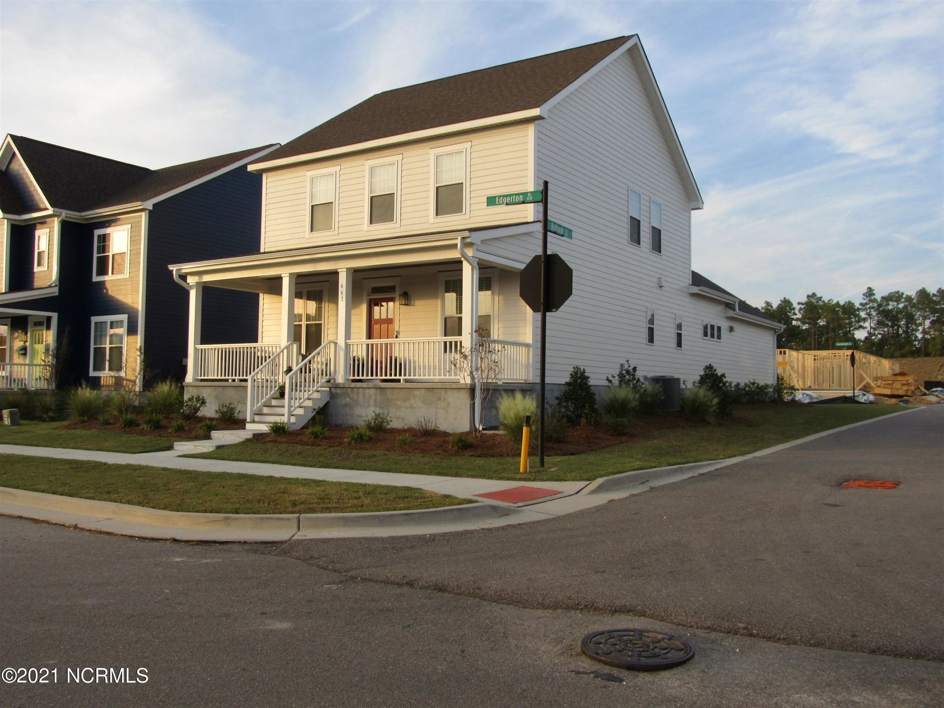 Photo of 661 Edgerton Drive, Wilmington, NC 28412 (MLS # 100294814)