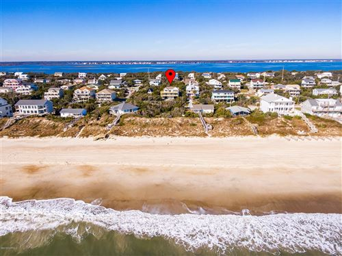 Photo of 5426 Ocean Drive, Emerald Isle, NC 28594 (MLS # 100202815)